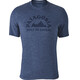 Patagonia M's Capilene Daily Graphic T-Shirt Geologers: Dolomite Blue X-Dye